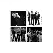 10 Am Bands Coasters - Acrylic  ( Set Of 4 )