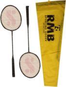 RMB SMASH-999 G4 Strung Badminton Racquet