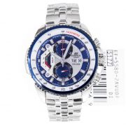 Imported Casio 558d 2avdf Blue Dial Chronograph Watch For Men