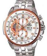 Casio Round White Metal Watch For Men_code-ed438