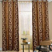 Sai Arpan's Printed Door Curtains- Set Of 2