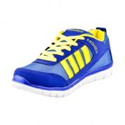 Provogue Pv1059 Blue Yellow Running Sports Shoes