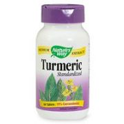 Turmeric Standardized 450mg 60 Tablets