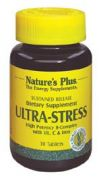 """Nature""""s Plus Ultra Stress With Iron Time Release - 90 - Time/tab"""