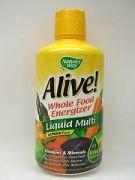 """Nature""""s Way Alive Liquid Multi Citrus -- 30 Fl Oz"""