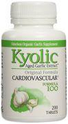 Kyolic Garlic Formula 100 Original Cardiovascular Formula (200 Tablets)