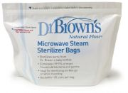 Dr. Browns Microwave Steam Sterilizer Bags