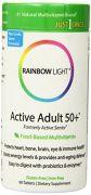 Rainbow Light  Active Adult 50+ Multivitamin, 90 Tablets