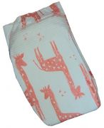 The Honest Company Diapers Size 5 - XL- Giraffe