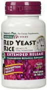 """Nature""""s Plus - Red Yeast Rice Extended Released, 600 Mg, 30 Tablets"""