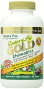 "Nature""s Plus - Source Of Gold Chewables 90 Tabs"