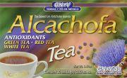 1 Box/Caja Alcachofivida Artichoke TEA- Box With 30 Tea Bags / Caja Con 30 Sobres De Te