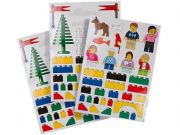 Lego Large Wall Stickers & Room Decorations