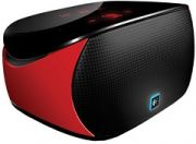 Logitech Mini Boombox- Black And Red