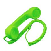 Coco Phone Anti-Radiation POP 3.5mm Handset(Green)
