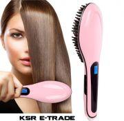 Hair Straightner Brush Hqt-906