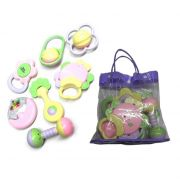 New Baby Rattles Gift Set