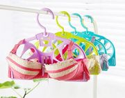 Anti-deformation Bra Drying Wet Bra Underwear Hanger (colour May Vary)