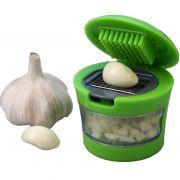 Green Polypropylene Mini Garlic Chopper 100ml