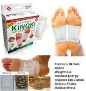 Asot - Kinoki Cleansing Detox Foot Pads(10pcs)