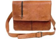 Inindia Casual And Elegant Messenger Bag (brown)9inch*11inch