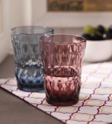 Eva Set Of 6 Acrylic Multicolor Tumblers