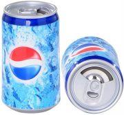 Pepsi USB & Tf Card Multimedia Stereo Speaker