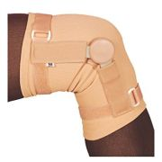 Medium Size Knee Cap With Hinges For Knee Joint Pain Swelling Ligament Arthritis Injury Post Operative Rehabilitation