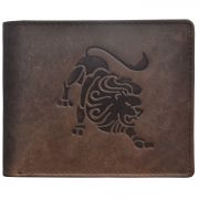 Tamanna Men Brown Genuine Leather Wallet (6 Card Slots) (code - Lwm00060-tm)
