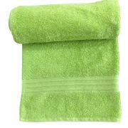 Krish 100% Cotton Bath Towel 465 GSM Light Green (code - Twlgreen)