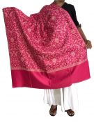Krish Jamawar Shawl Stole Pink For Women (code - Jmpink)