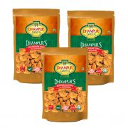 Dhampur Green Jaggery Banana Chips 150gm ( Pack Of 3)