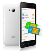"BQ S50 4.3"" QHD Android Jelly Bean Dual SIM 3G 5MP 512MB Ram Smartphone"