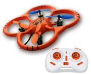 6-Axis UFO Intruder Mini RC Quadcopter Ready to Fly 2.4ghz