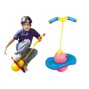 Super Bounce Jump Play Freestyle Outdoor Indoor Pogo Set For Kids
