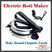 Electric Instant Roti & Chapati Maker