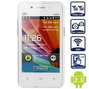 "YXTEL G928 Dual Sim 3.5"" Touch 3.2MP Dual Camera,Android 4.1 Jellybean Wifi"