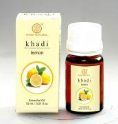Khadi Herbal Lemon Essential Oil 15 Ml