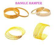 Set Of 18 Bangles...Exclusive Bangle Hamper