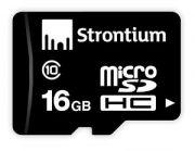 Strontium Micro SD Memory Card 16GB