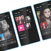 Nokia XL - Blue