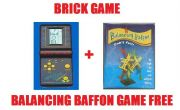 Birthday Combo Offer Brick Game + Balancing Baffon