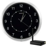 Wall Clock Wireless  Hidden Spy CCTV Camera