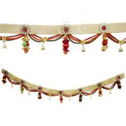Traditional Door Hanging Bandanwar Toran Dh011