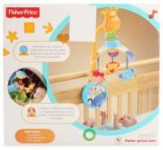 Fisher Price 2 In 1 Musical Mobile