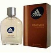 Adidas Urban Spice Men Gents Cologne Perfume +Gift