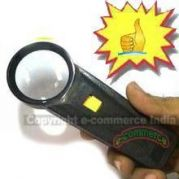 Lens Magnifying Glass With Target Spot Light