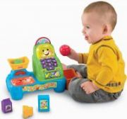 Fisher Price - Laugh And Learn Magic Scan Market - ( 9261 )