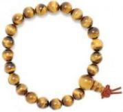 Tiger Eye Gemstone Beads Bracelet