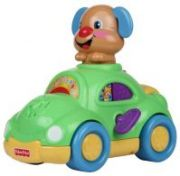 """Fisher Price- Puppy""""s Learning Car - ( 473 )"""